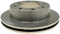 Задний  тормозной диск HUMMER H2 2003-2007  ACDelco 18A928A/55057/15712801