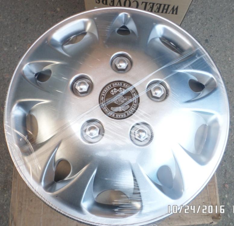 Колпаки для колес ARGO Mecador silver 12