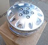 Колпаки для колес ARGO Mecador silver 12, фото 2