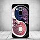 Силиконовый бампер для Samsung J200 Galaxy J2 с картинкой четыри туза, фото 8