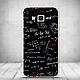Силиконовый бампер для Samsung J200 Galaxy J2 с картинкой четыри туза, фото 5