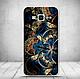 Силиконовый бампер для Samsung J200 Galaxy J2 с картинкой четыри туза, фото 4