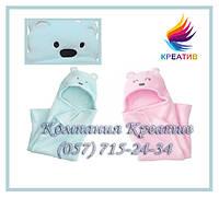 Детские флисовые пледы под заказ (от 30 шт.)