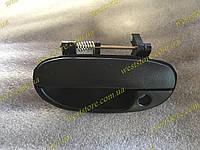 Ручка двери наружная передняя левая Lanos Ланос Сенс Sens 96226249