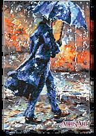 Набор для вышивания бисером История любви-1 АВ-405