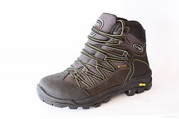 "Ботинки ""SYNCRO"", кожа + мембрана Tepor dry(Италия)+подошва VIBRAM, фото 2"