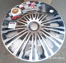 Колпаки Argo R17 VOLANTE silver black