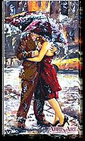 Набор для вышивания бисером История любви-2 АВ-406