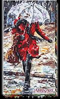 Набор для вышивания бисером История любви-3 АВ-407