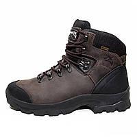 """Ботинки """"OUTLANDER 1"""", натуральная коричневая кожа + мембрана TEPOR DRY (осень-зима, до -15) + подошва VIBRAM"""