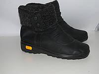 Удобные утепленные ботиночки _ 39р _25см