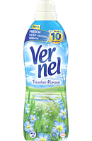 Vernel Ополаскиватель для белья Frischer Morgen 1 л 33 стирки (Германия)