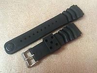 Ремінь каучуковий Seiko Diver 20mm ОРИГІНАЛ, фото 1