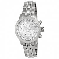 Часы женские Tissot PRC200 Chronograph Mother of Pearl Dial TIST0552171111300