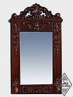 """Рама под зеркало из дерева ручной работы """"Винтерфелл"""""""