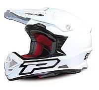 Мотошлем ProGrip 3090/13 белый M