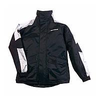 Дощова куртка Bering Maniwata чорний сірий, S