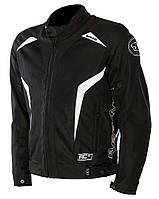 Куртка BERING текстиль KEERS black (S), арт.PRB1199, арт. PRB1199