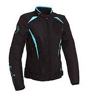Куртка женская BERING текстиль LADY KEERS black\blue (T0), арт.PRB1202, арт. PRB1202