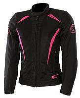 Куртка женская BERING текстиль LADY KEERS black\pink (T1), арт.PRB1207, арт. PRB1207