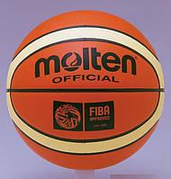 Мяч баскетбольный Molten №6 GL6