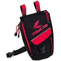Набедренная сумка RS Taichi Belt Pouch (M) черный/красный (1,5L)