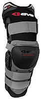 Наколенник EVS SX02 черный серый L