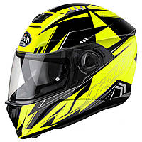 Шлем Airoh STORM BATTLE yellow  -XL- STBT31