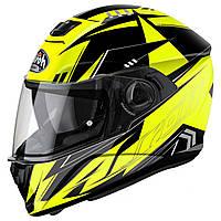 Шлем Airoh STORM BATTLE yellow  -M- STBT31