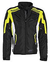 Куртка BERING текстиль VECTROM black\fluorescent  (XL), арт. PRB1229, арт. PRB1229