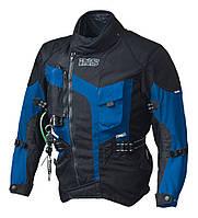 Мотокуртка IXS Stunt Airbag черный синий L