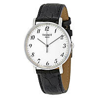 Часы женские Tissot T-Classic Everytime Leather T1094101603200