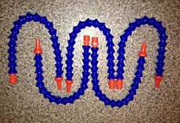 """Трубки 3/8"""" для подачи охлаждающей жидкости СОЖ"""