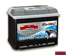 Автомобільний акумулятор SZNAJDER Silver Premium 562 35 (62A/год)/3457