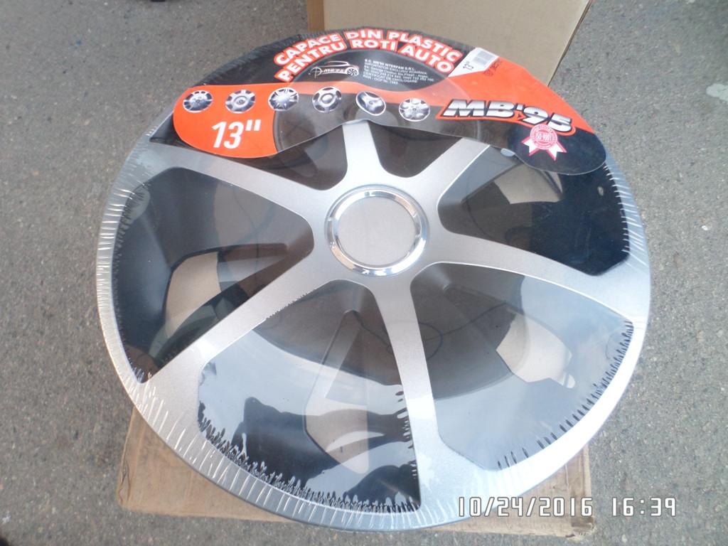 Колпаки колесные Jestic Roco Ring Mix R14