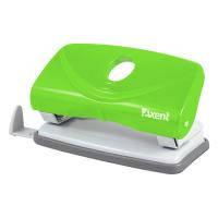 Діркопробивач Axent Welle-2 plastic, 10sheets, light green (3811-09-А)