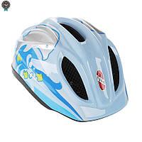 Шлем Puky S/M (46-54) blue голубой, фото 1