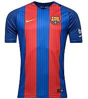 Футбольная форма Барселона 2016-2017 домашняя, фото 1