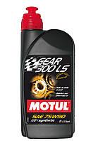 Масло трансмиссионное синтетическое Motul Gear 300LS 75W90, 1л