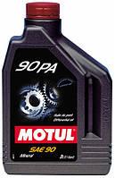 Минеральное трансмиссионное масло Motul 90 PA SAE90, 2л