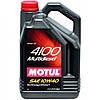Моторное масло для авто Motul 4100 Multidiesel 10W40, 5л