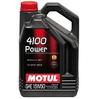 386207/4100 POWER SAE 15W50 (4L)/100271
