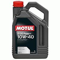Масло моторное автомобильное Motul 2100 Power+ 10W40, 4л