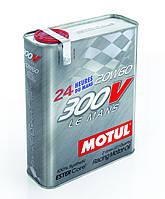 Моторное масло синтетическое для автоспорта Motul 300V Le Mans 20W60, 2л