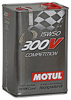 825751/300V COMPETITION SAE 15W50 (5L)/103920