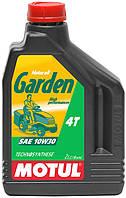 Масло для сельскохозяйственной техники Motul Garden 4T 10W30, 2л