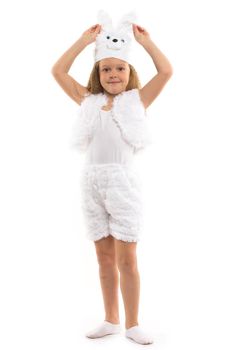 Женский костюм зайчика