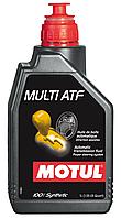 Масло синтетичне для АКПП і гідропідсилювача керма Motul Multi ATF, 1л