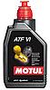 Синтетическое масло для автоматических кпп и гидроусилителей руля Motul ATF VI, 1л