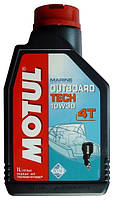 Масло моторное для лодочных моторов Motul Outboard Tech 4T 10W30, 2л